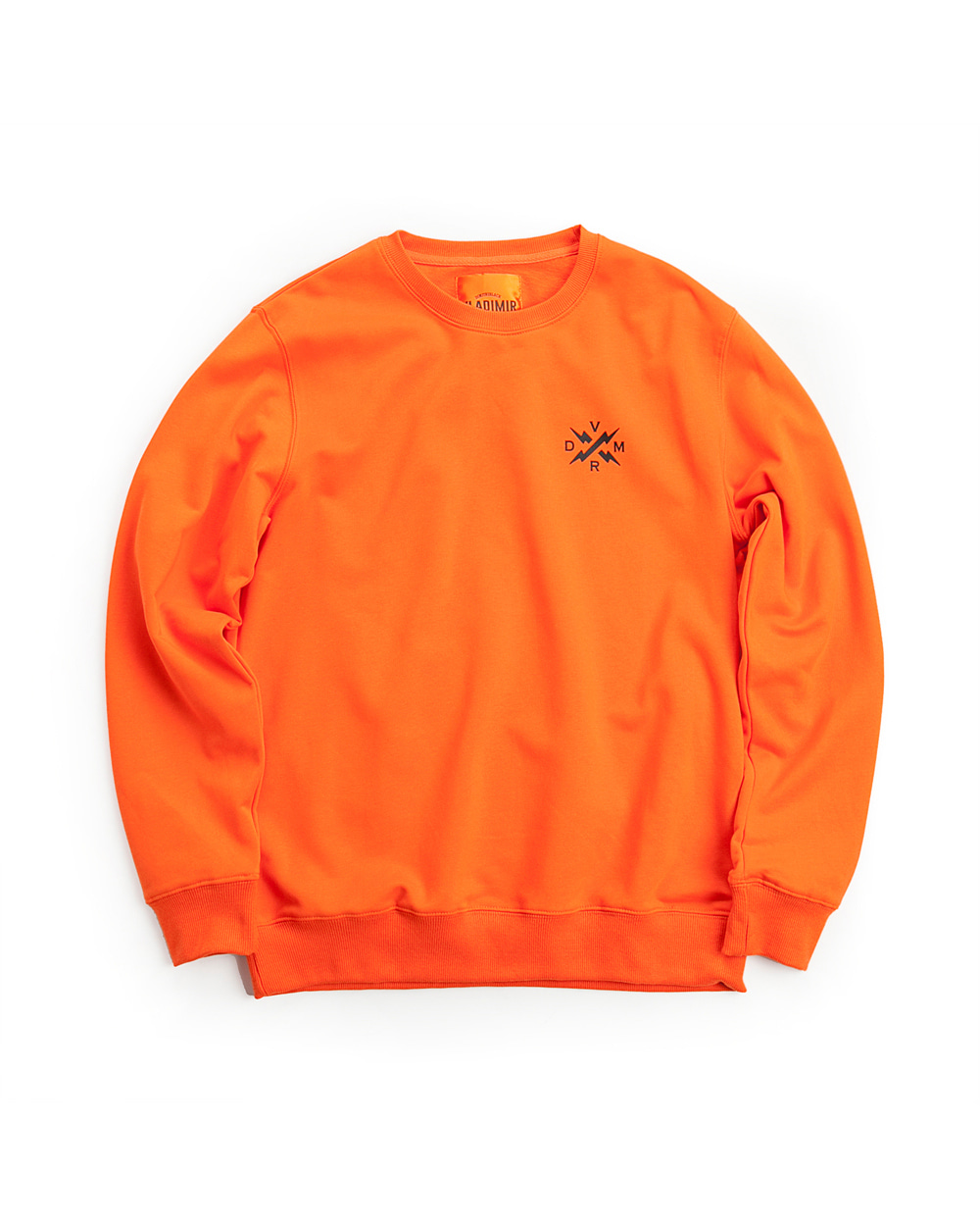 SWEAT SHIRT ORANGE