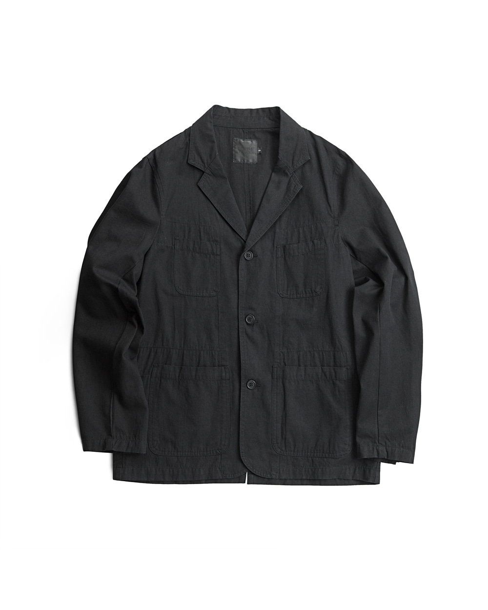 RISKABAT SACK JACKET BLACK