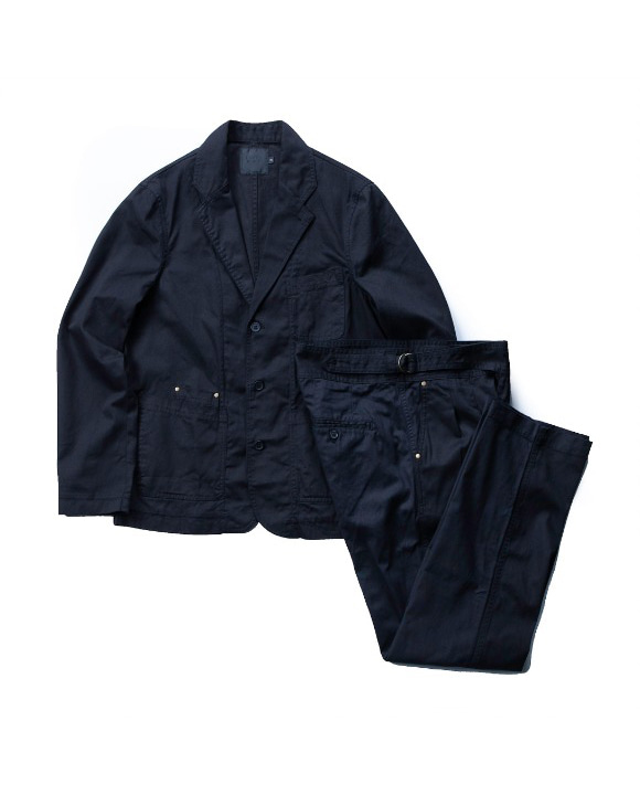 SIDEFIX SHOOTING SET-UP NAVY
