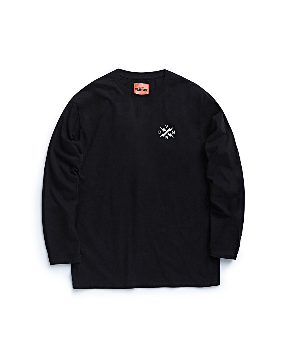 BACKLOGO T SHIRTS BLACK