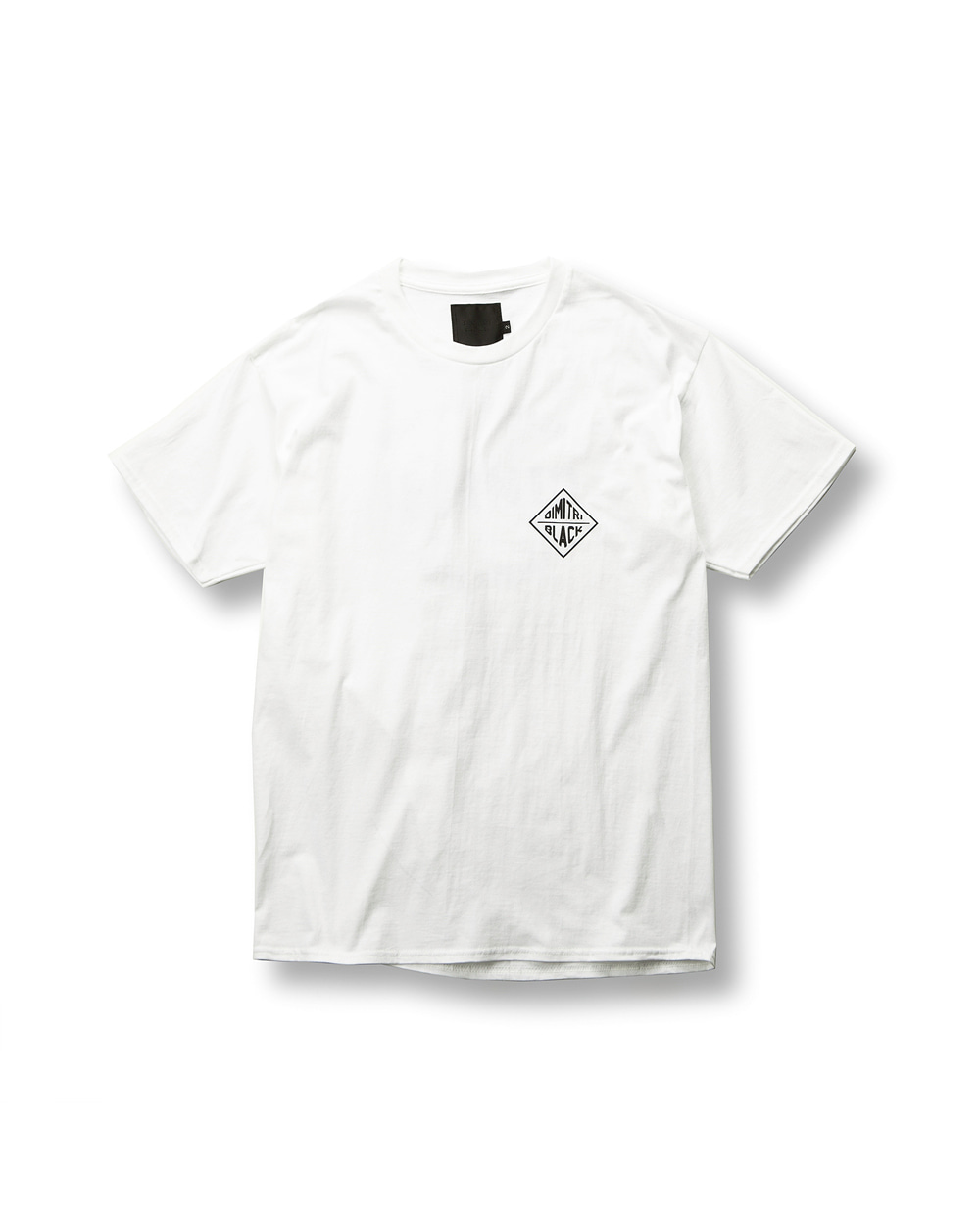 DIAMOND LOGO T-SHIRTS WHITE
