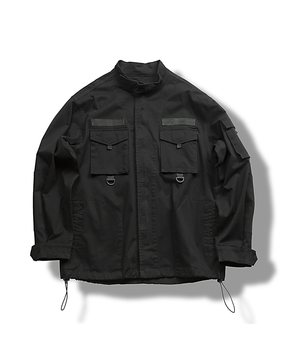 VDMR FIELD JACKET BLACK