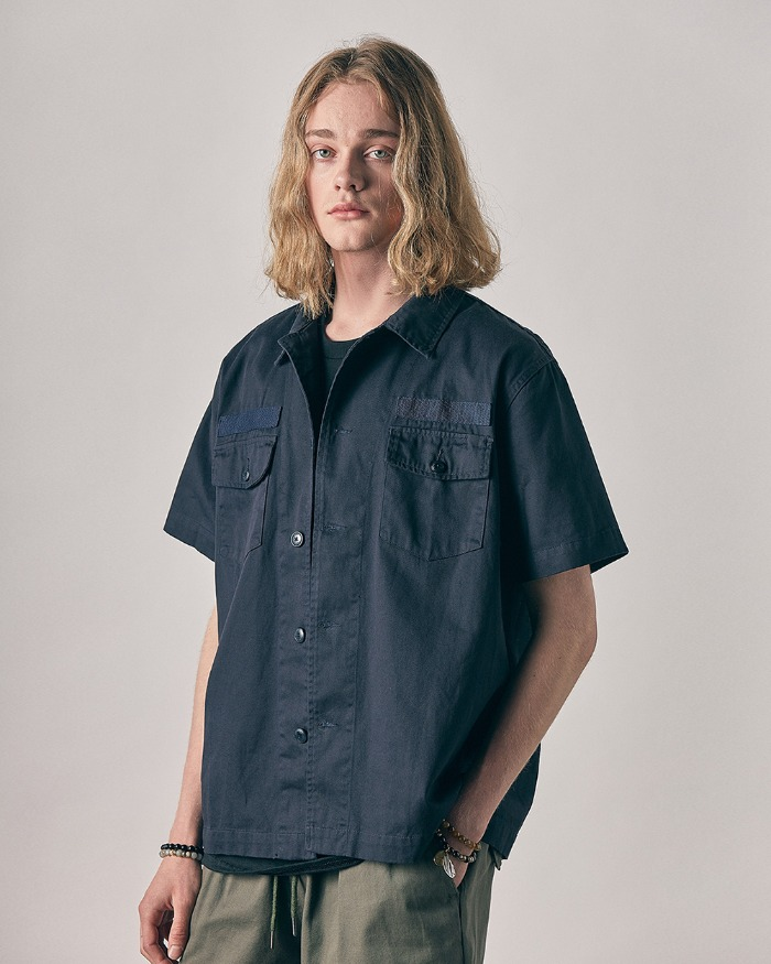 107 FIELD SHIRT NAVY