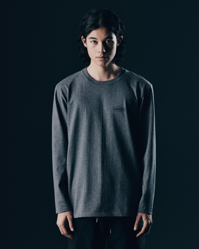 HEXAGON T SHIRTS DARK GRAY