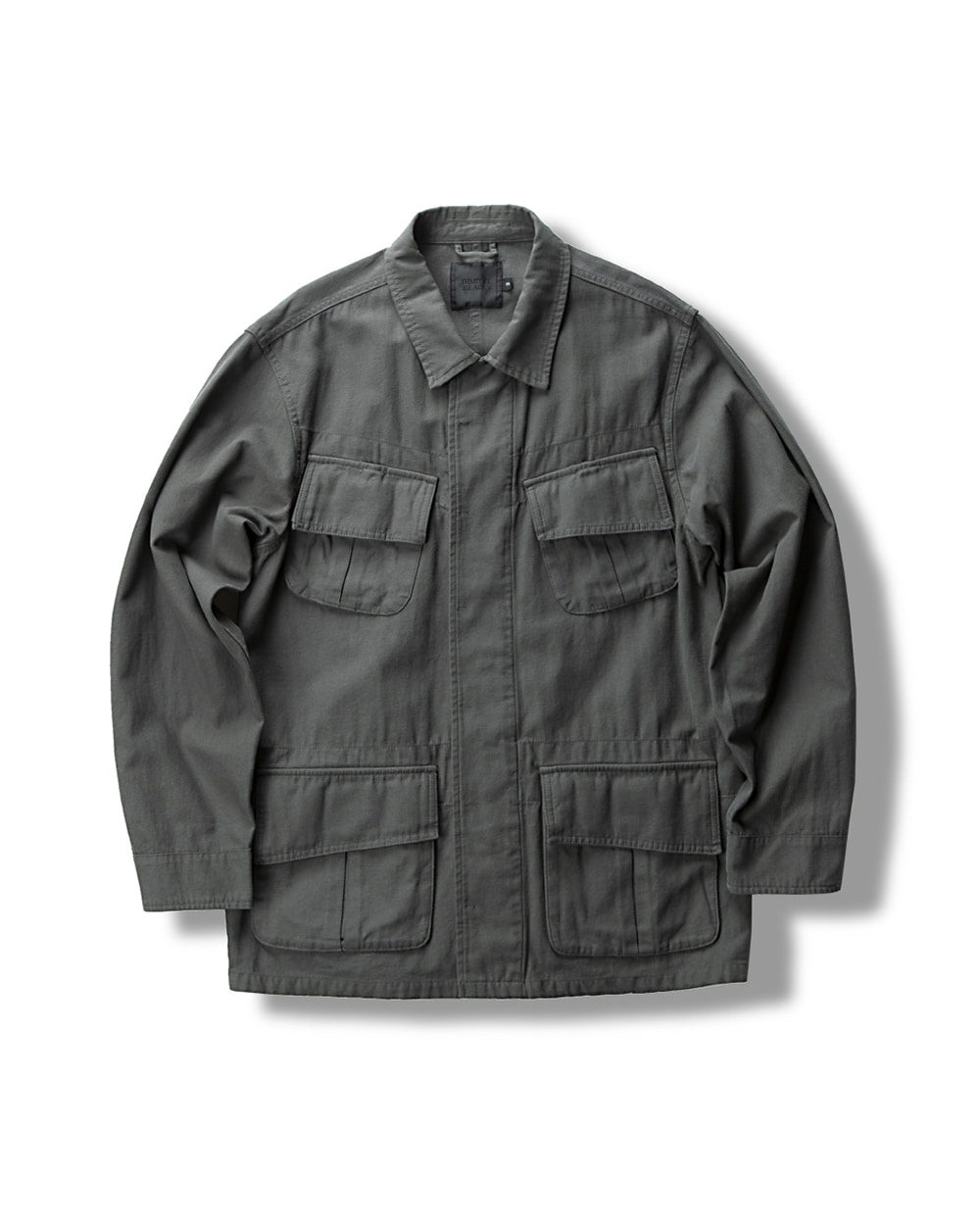 UTILITY JUNGLE FATIGUE JACKET GRAY
